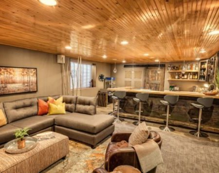 Cost To Finish Basement Remodels