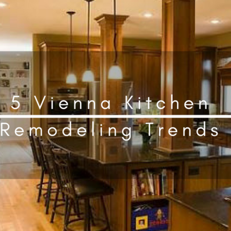5 Kitchen Remodeling Trends