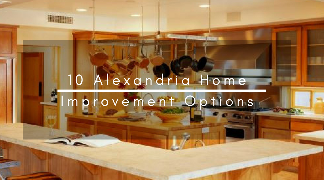 10 Home Improvement Options