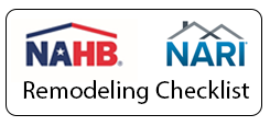 kitchen remodeling checklist nari nahb